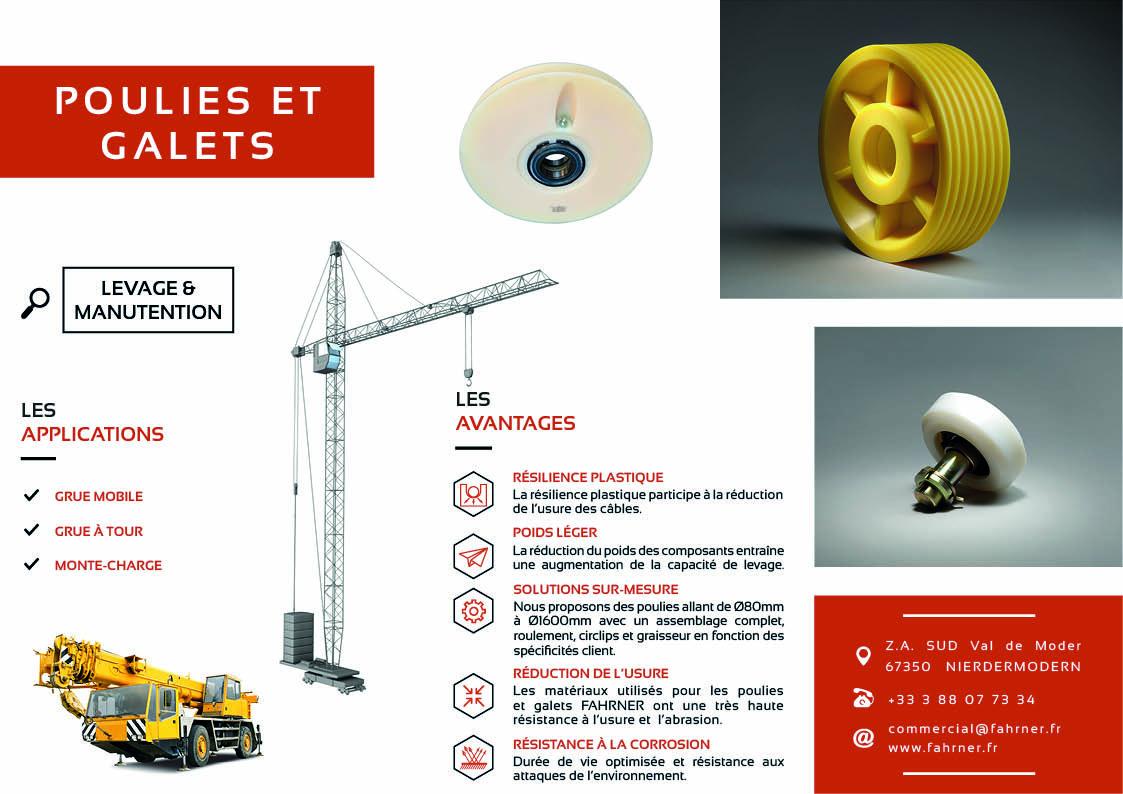 POULIES et GALETS web Français